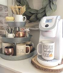 kitchen display ideas best 25 coffee display ideas on coffee area fall