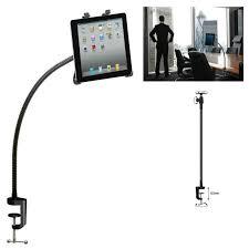 aliexpress com buy gooseneck arm 360 bed desk lazy stand holder