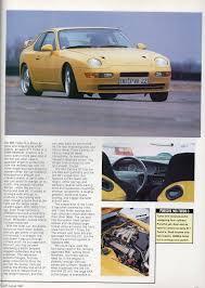 porsche turbo poster print articles u2013 porsche 968 register