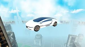 futuristic flying car driving android apps on google play