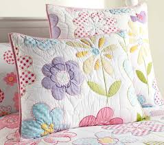 Girls Quilted Bedding by Avery Quilt Pottery Barn Kids