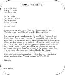 samples of cover letter for job application fancy sample cover