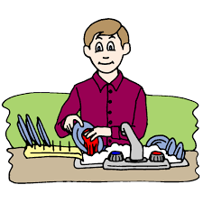 mother doing household chores clipart 2 wikiclipart