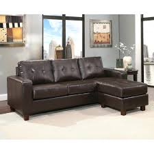 Sectional Leather Sofas With Chaise Sectional Leather White Sleeper Sofa With Chaise Recliner Bikas Info