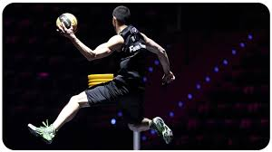 a new type of basketball korfball by faceteam youtube