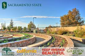 Csus Map Sacramento State Sustainability Presents A Sustainable Future
