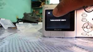 vendo cámaras sony cyber shot modelo dsc w35 p reparar youtube