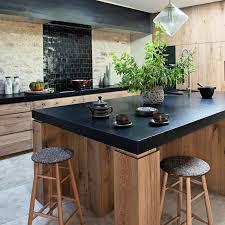cuisine rustique chic cuisine style cagne toutes nos idées déco pour une cuisine en
