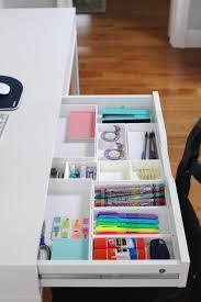 Desk Organized Organized Desk On A Budget Simply Organized