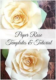 141 best cricut paper flowers images on pinterest paper flowers