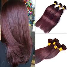 red extensions human hair images hair coloring ideas