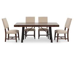 Urban Dining Room Table - urban lodge 5 pc upholstered counter height dining room set