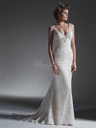 chagne wedding dresses maggie sottero for rk bridal