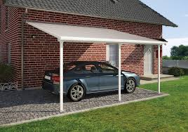 Open Carport by Amazon Com Palram Feria Carport 13 U0027 X 20 U0027 White Patio Lawn