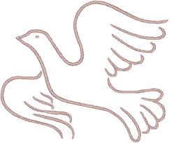 best 25 pigeon ideas on dove drawing holy dove flying with clouds