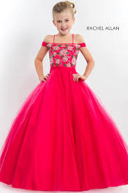 8 pageant dresses for charming and beautiful girls girly things