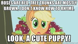 Tree Trunks Meme - roses are red tree trunks are mostly brown i don t know how to