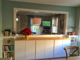 Kitchen Pass Through Design by December 2013 Chez Goulet