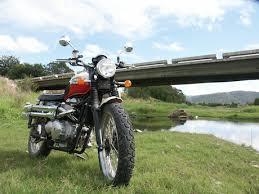 triumph motocross bike are modern scramblers really scramblers motorbike writer