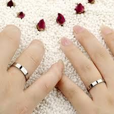 cincin emas putih wayne county library cincin kawin palladium titanium