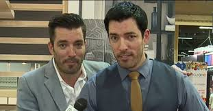 The Property Brothers Geeknifty The Property Brothers Talk Acting Magic And More