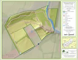 Nj Path Map Sourland Trail Maps Sourland Conservancy
