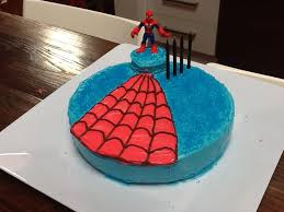 22 best spiderman birthday cake images on pinterest birthday