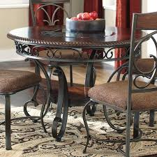 ashley dining room tables signature design by ashley glambrey round dining table walmart com