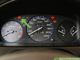 All Dashboard Lights Come On While Driving How To Fix A Car That Stalls 8 Steps With Pictures Wikihow