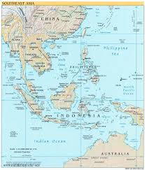 Blank Map Of Asia Quiz by Map Of China And South East Asia You Can See A Map Of Many