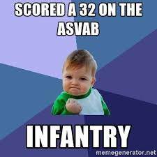 Success Kid Meme Maker - scored a 32 on the asvab infantry success kid meme generator