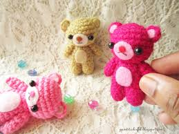 amigurumi teddy bear pattern a little love everyday