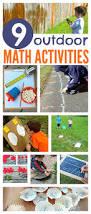 outdoor math activities for kids math activities math and