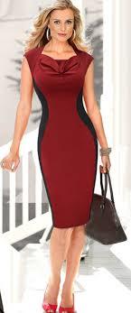 tight dress tomcarry womens sleeveless bodycon slim hip tight dress wine