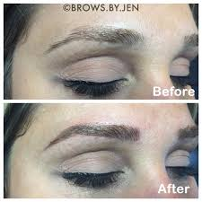 if you overplucked in the 90 u0027s this new brow craze is for you