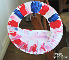 4th of july craft noisemaker mess for less