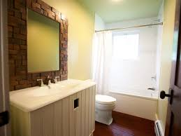 Bamboo Flooring Bathroom Which Bathroom Is Your Favorite Diy Network Blog Cabin Giveaway