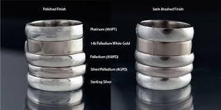14k palladium white gold precious metals