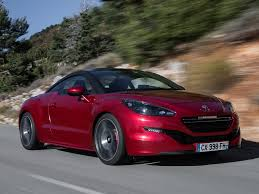 peugeot rcz r top speed run in peugeot rcz r proves the french still make cool