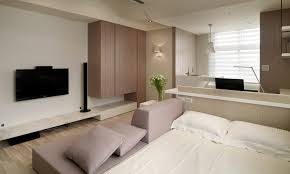 interior apartments stunning studio decorations dining