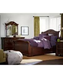 Bordeaux II Queen Bed Furniture Macys - Bordeaux 5 piece queen bedroom set