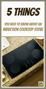 Best Rated Electric Cooktop 5 Things You Need To Know About An Induction Cooktop Stove This