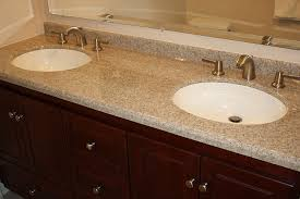 Bathroom Granite Vanity Top Bathroom Top Granite Vanity Tops Roselawnlutheran Within Custom
