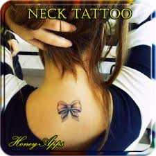neck tattoo for women android apps on google play