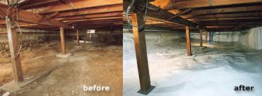 crawl space inspection for leaks or flooding in north idaho