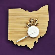 state shaped gifts aheirloom s ohio state shaped cutting board 48 00 via etsy