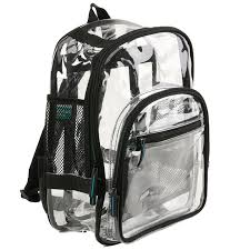 book bags in bulk clear backpacks and clear book bags selection the clear bag store