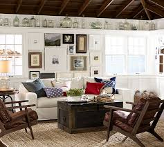 American Flag Living Room by American Flag Patchwork Pillow Cover Pottery Barn