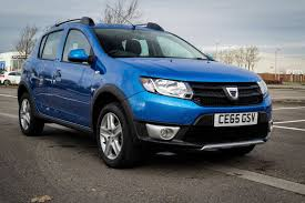 wessex garages newport used dacia sandero stepway ambiance dci