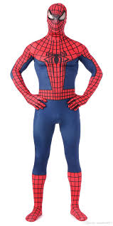 halloween classical 2017 classic spiderman zentai crossdresser suit leather bodysuit